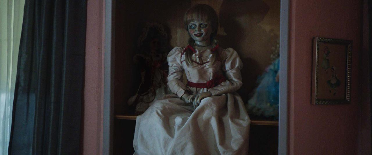画像: 3.『アナベル 死霊館の人形』(1970 年)