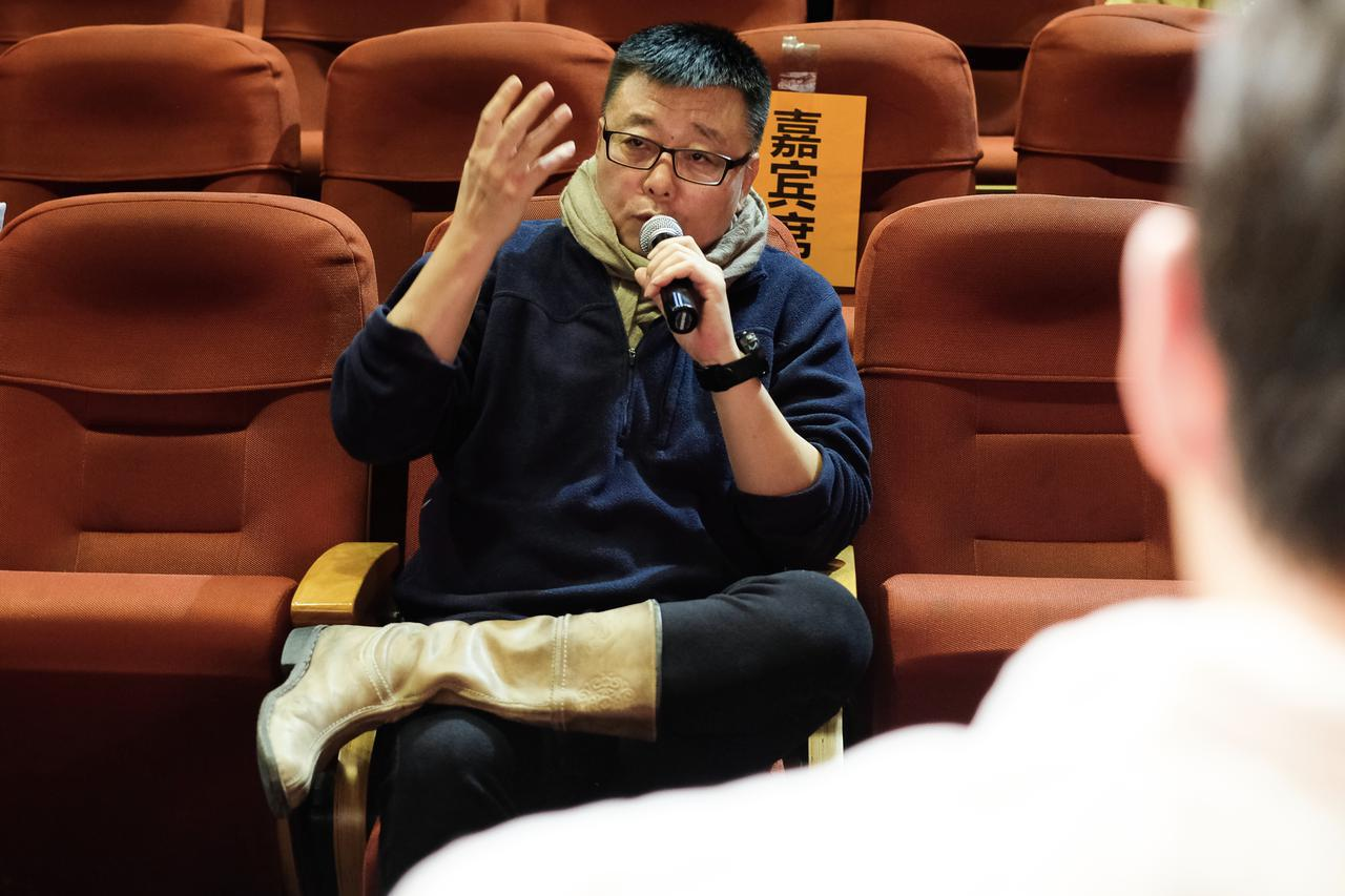 画像1: ワン・ルイ (王瑞)監督