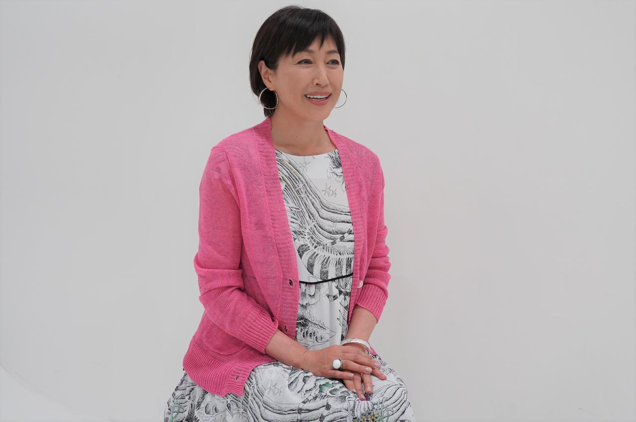 画像2: 映画『祈り ―幻に長崎を想う刻―』高島礼子さんオフィシャルインタビュー