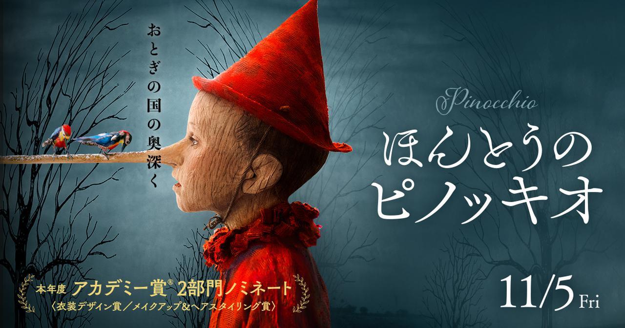 画像: 映画『ほんとうのピノッキオ』公式サイト 11/5(金)公開!