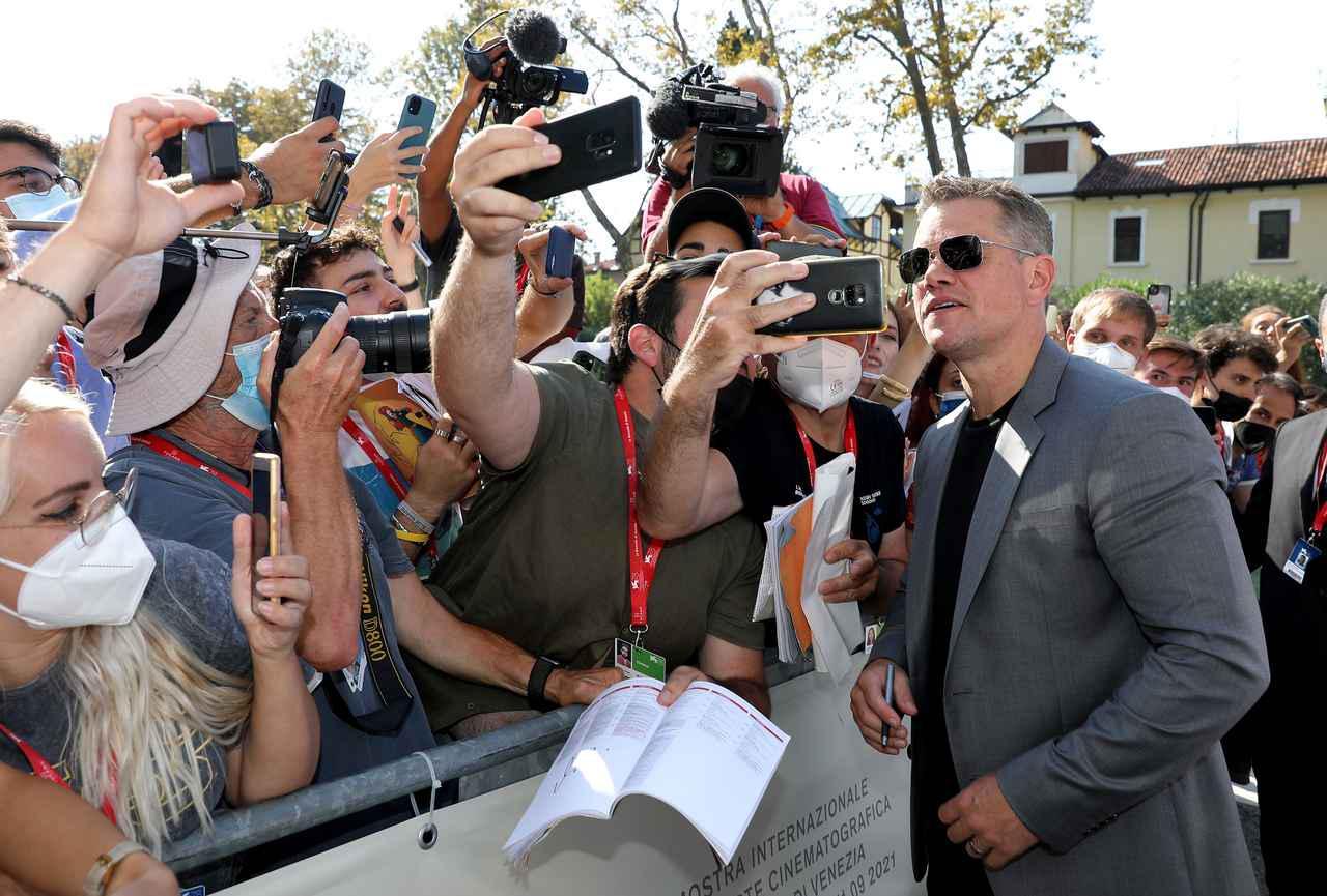 画像3: 24 年ぶりの脚本タッグを組んだマット・デイモン&ベン・アフレック!リドリー・スコット監督版の『羅生門』がヴェネチア国際映画祭に登場!『最後の決闘裁判』