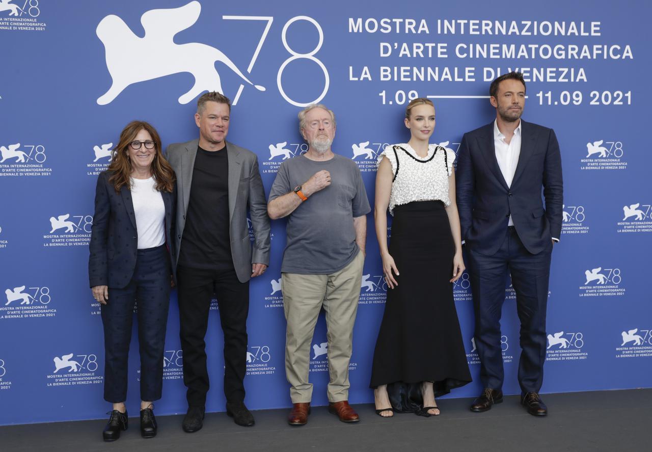 画像4: 24 年ぶりの脚本タッグを組んだマット・デイモン&ベン・アフレック!リドリー・スコット監督版の『羅生門』がヴェネチア国際映画祭に登場!『最後の決闘裁判』