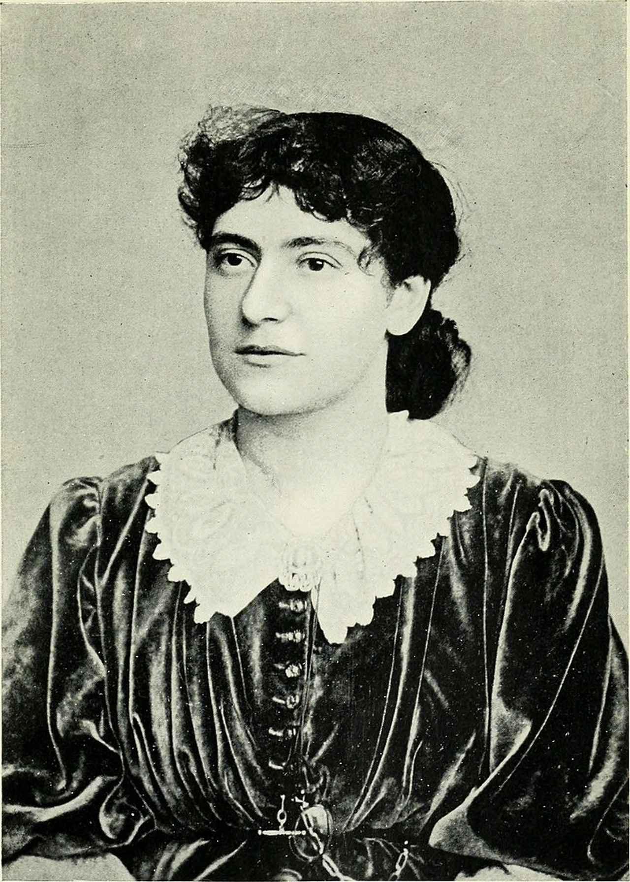 画像: マルクス家伝説の三姉妹の末娘エリノア・マルクス