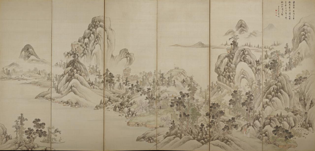 画像2: 日本絵画の名品が里帰りー「ミネアポリス美術館 日本絵画の名品」展 -MIHO MUSEUM