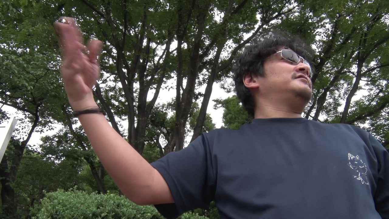 """画像4: 実験映画、AVからプロレスを撮り続けて、辿りついた""""異界への旅、虚空門体験""""を堪能してほしい--小路谷秀樹監督『虚空門GATE』東京リバイバル上映決定!"""