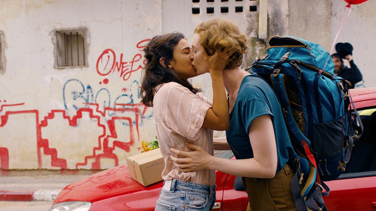 画像: 『国境を越えてキスをして!』 シレル・ペレグ監督(ドイツ)