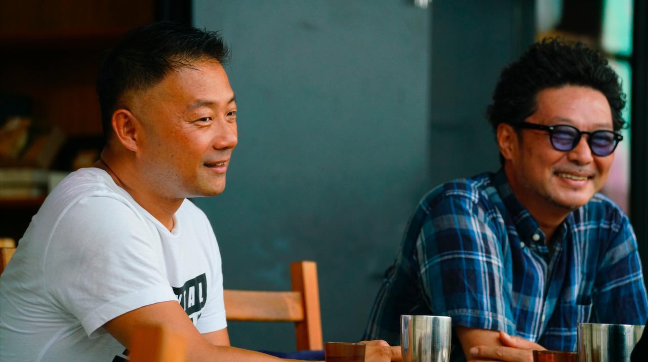 画像: 写真:遠谷政史(左)/高橋篤(右)