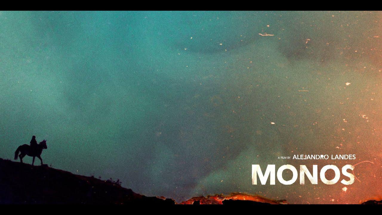画像: 『MONOS 猿と呼ばれし者たち』予告編 2021/10/30公開 www.youtube.com