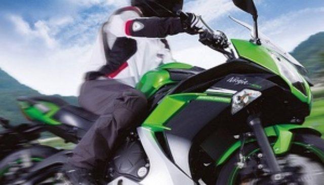画像: 【マイナーモデルチェンジ】カワサキ「Ninja400」に2015年モデル登場