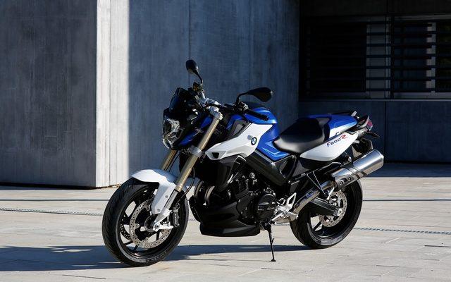 画像: BMWモトラッド、F800Rをフルモデルチェンジ...最高出力90psにアップ