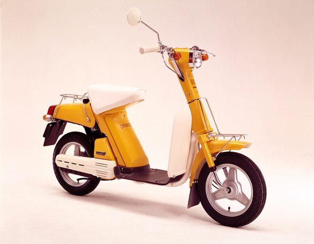 画像: 尾崎豊の名曲「15の夜」の盗んだバイクはヤマハパッソルだったって本当??