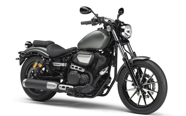 画像: ヤマハ、XVS950CUボルト と Rスペック の2015年モデルを発表