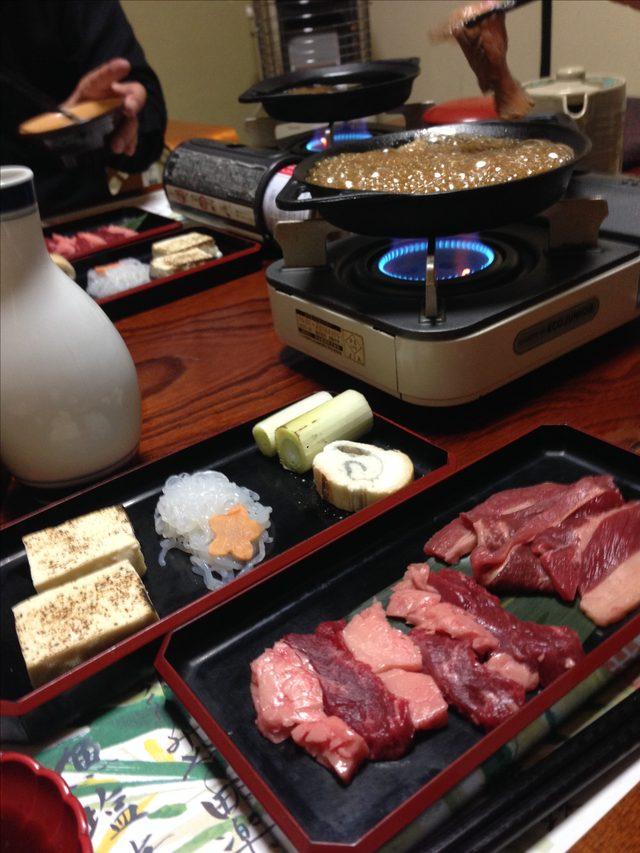 画像4: 会津若松でのツーメシなら名物の馬料理を堪能しよう「鶴我会津本店」