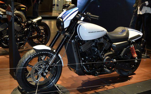 画像: 【ハーレーダビッドソン ストリート750 発表】エンジンモディファイも想定か...カスタムコンセプト「RDX800」
