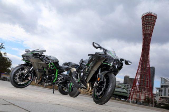 画像: 世界最強のストリートバイクに、買わずに触れるチャンスが到来。「Kawasaki Ninja H2R モーターサイクルフェア」