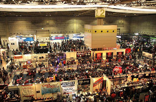 画像: 第31回大阪モーターサイクルショー2015 3/20~22開催