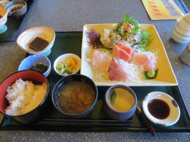 画像: <アンドーの食いしん坊ライダー万歳!>魚処 おお田(静岡県)