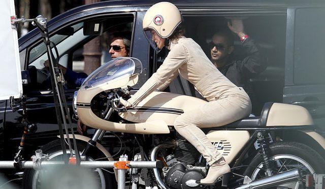 画像: DUCATI 750SSがセクシーすぎる「CHANEL ココ マドモアゼル」のCFムービー - LAWRENCE(ロレンス) - Motorcycle x Cars + α = Your Life.