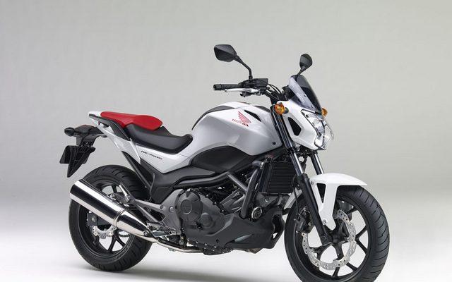 画像: ホンダ NC750S、パールグレアホワイト採用の限定モデル発売