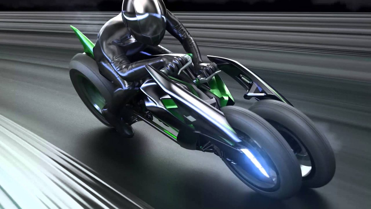 Kawasaki Quot J Quot Concept 2013 Tokyo Motor Show Youtube