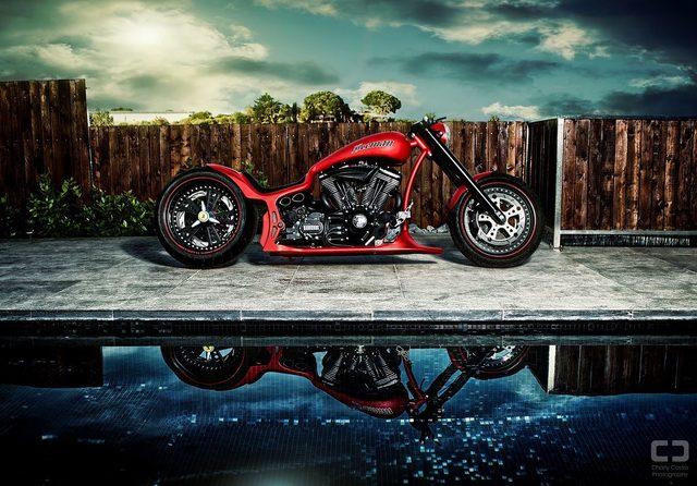 画像: 知る人ぞ知るドイツのカスタムバイクメーカー Walz Hardcore Cycles