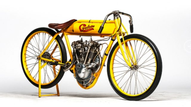 画像: 前オーナーは、あの超有名俳優!? 100年前のクラシックバイクがオークションで100万ドル超え??