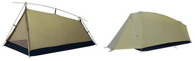 画像2: キャンプツーリング用の最強テントはこれだ!(独断ですが…)