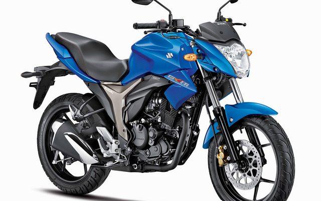 画像: インド生産の スズキ ジクサー、9つのバイクオブザイヤーを受賞
