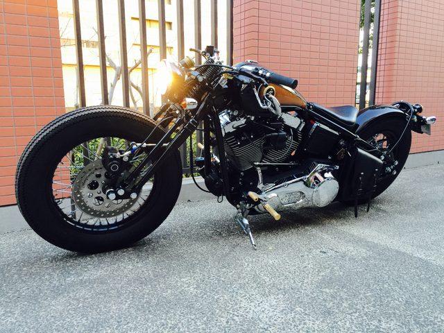 画像: 街角でみかけたクールなバイクたち:和製HARDCOREのロードホッパーとは??