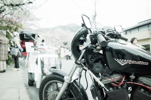 画像: 街角でみつけたクールなバイクたち:ハーレーダビッドソン
