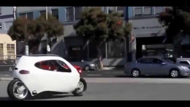 画像: 2015 Lit Motors C-1 - YouTube