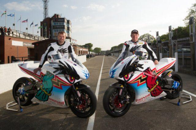 画像: 電動バイクレースで世界にチャレンジする「無限」が今年もマン島TTレースに参戦する