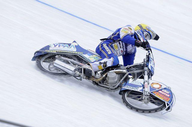 画像: 氷上の格闘技、アイス・スピードウェイ - LAWRENCE(ロレンス) - Motorcycle x Cars + α = Your Life.