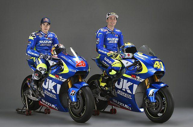 画像: 【スズキ】MotoGP2015参戦チーム名を発表