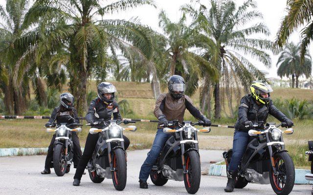 画像: 【ハーレーダビッドソン Project LIVEWIRE】世界中のライダーの声を集め開発される電動バイク