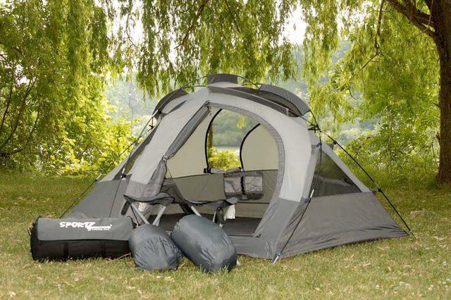 画像1: 【キャンプツーリングしよう】寝心地のよさは家でもキャンプでも大切です