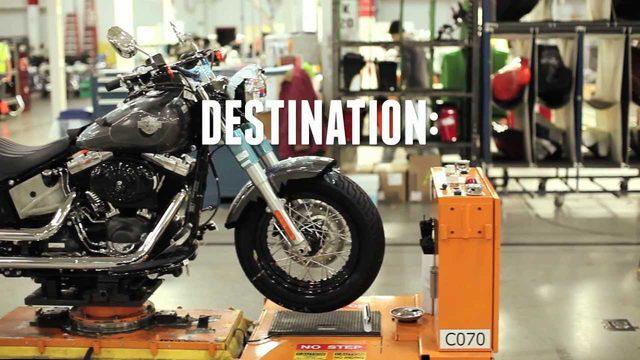 画像6: 工場好き集まれ!ハーレーダビッドソンのヨーク州ファクトリーの紹介動画