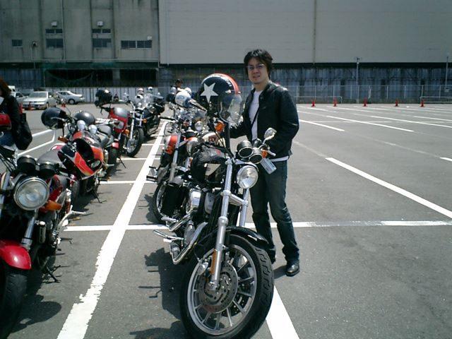画像: 足りないものは自分で補う。自分なりの古いバイクとの付き合い方。