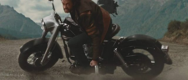 画像: エンターテイメントの中のバイク乗りたち:ウルヴァリン@X−MEN