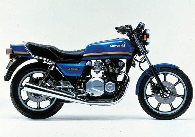 画像2: 1980年の魅力的な国産モンスターバイク