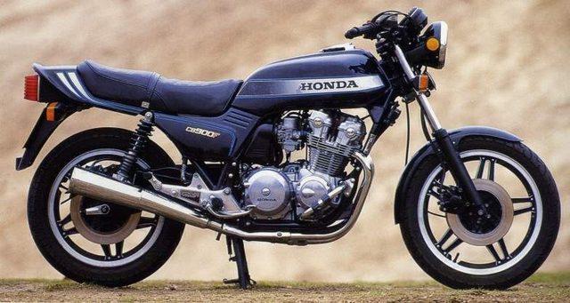 画像1: 1980年の魅力的な国産モンスターバイク