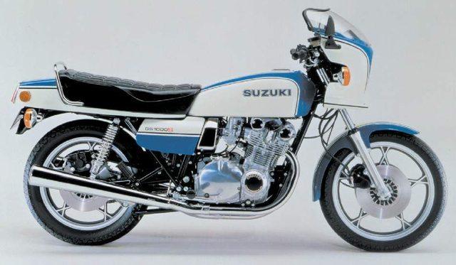 画像3: 1980年の魅力的な国産モンスターバイク