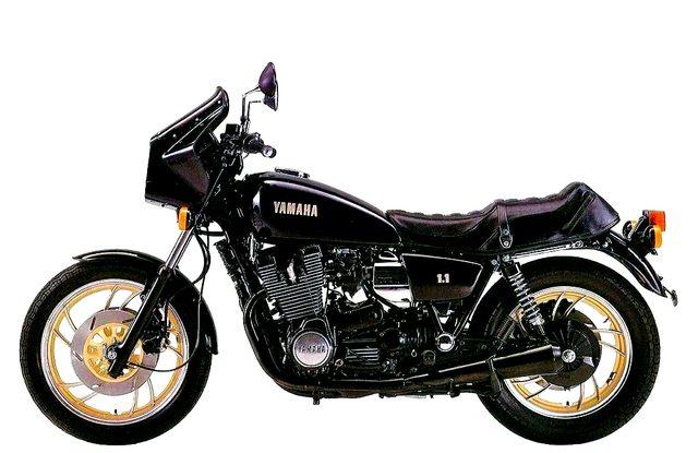 画像4: 1980年の魅力的な国産モンスターバイク