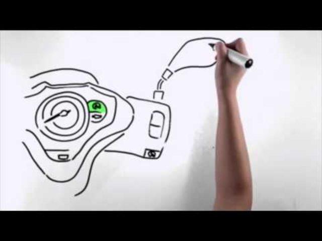 画像: HONDAのインドネシアのCMが面白い。ハイテク技術の説明動画!