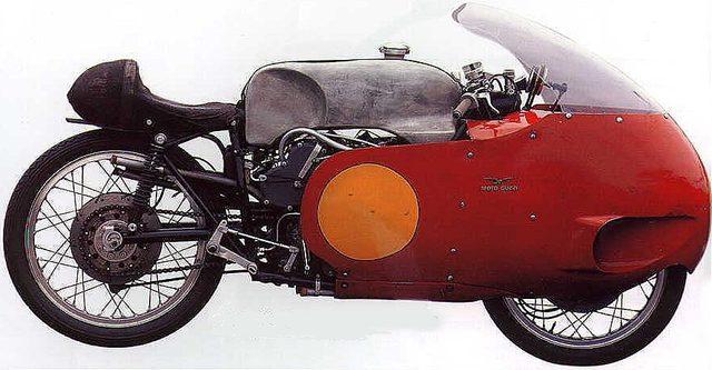 画像2: 伝説のV型8気筒グランプリバイク・・・MOTO GUZZI V8