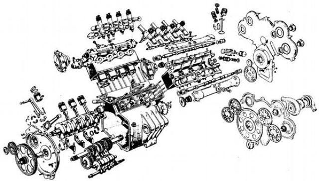 画像4: 伝説のV型8気筒グランプリバイク・・・MOTO GUZZI V8