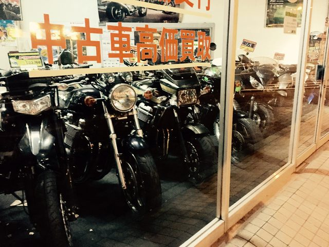 画像: 珍しいバイクって、どうやって発見するの??