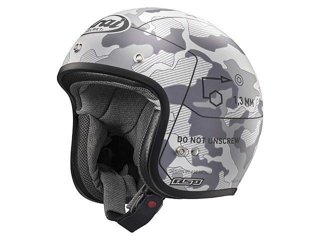 画像: 【アライ】ジェットヘルメットCLASSIC MOD発売