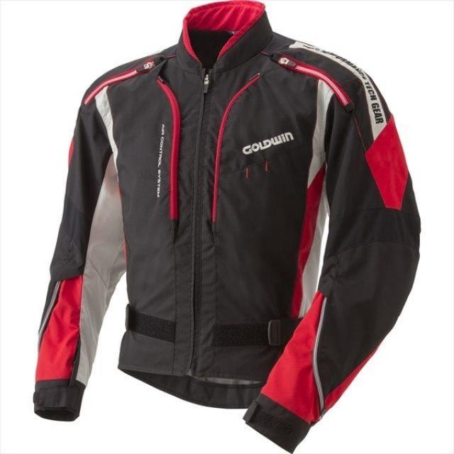 画像: ゴールドウイン、ツーリング用3シーズンジャケット発売...エアコントロール機能向上