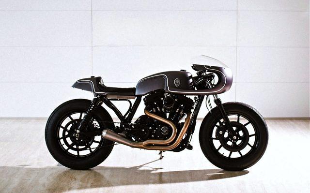 画像: 台湾のカスタムスポーツスターがヤバい「ROUGH CRAFTS」 - LAWRENCE - Motorcycle x Cars + α = Your Life.